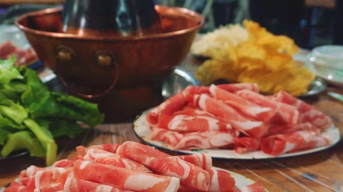 老北京年夜饭-新朋老友齐聚涮羊肉火锅宴