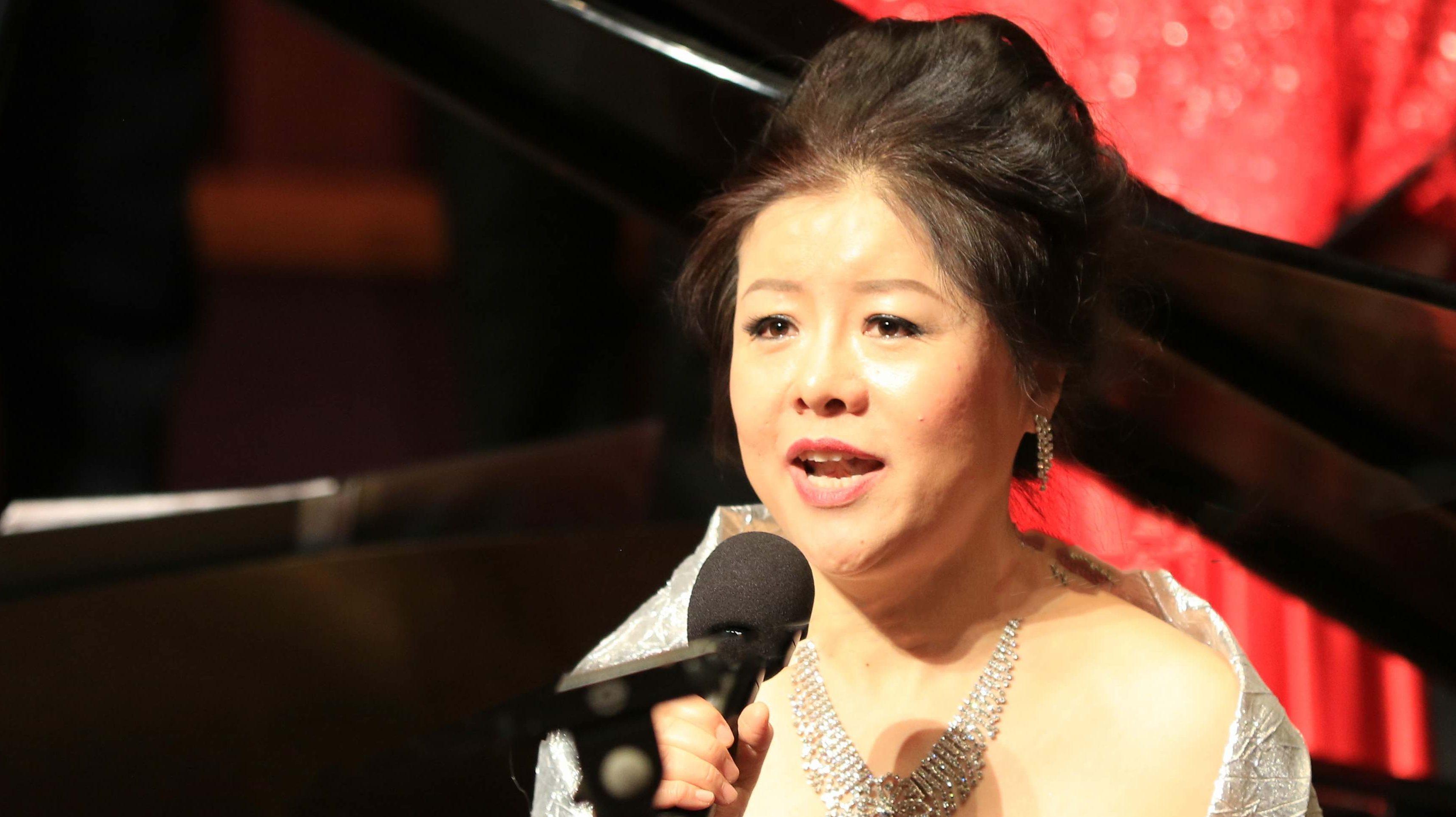 水立方杯全球华裔歌手大赛侧记